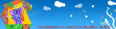 Experimentos en Educación Primaria e Infantil
