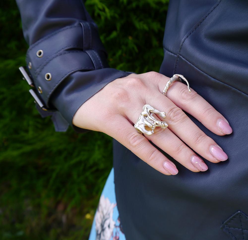 DCJAD, wax casting, ring, silver smith, jewellery classes, summer school, Scotland, Scot Street Style, Scottish design