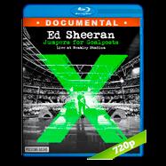 Ed Sheeran: Jumpers for goalpost: X Tour at Wembley Stadium (2015) BRRip 720p Audio Ingles 5.1 Subtitulada