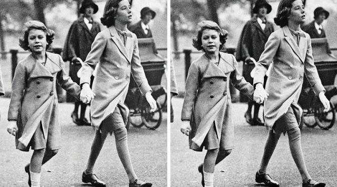 Inilah Kisah Pertemanan Ratu Elizabeth & Sonia yang Bukan Bangsawan