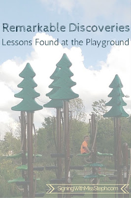 Playground Lessons title picture
