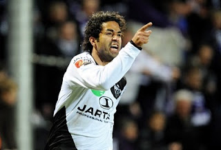 José Espinal anota gol en Bélgica
