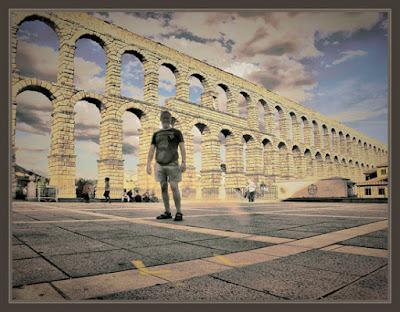SEGOVIA-ACUEDUCTO-HISTORIA-MONUMENTOS-FOTOS-VIAJES-PINTOR-ERNEST DESCALS