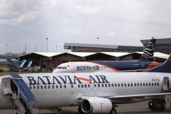 Batavia Air. ZonaAero