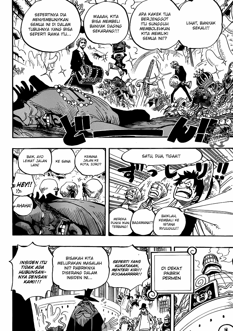 Komik manga 04 shounen manga one piece