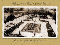 Praça Getúlio Vargas Alfenas MG