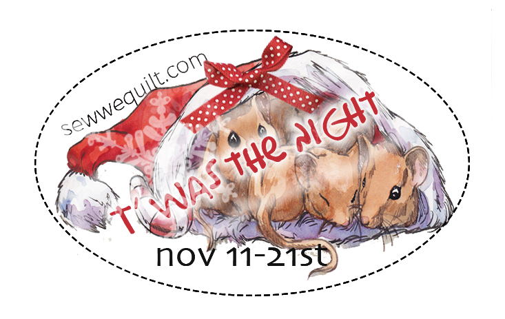 Twas the Night Blog Hop