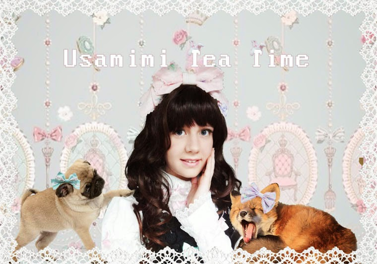 Usamimi Tea Time