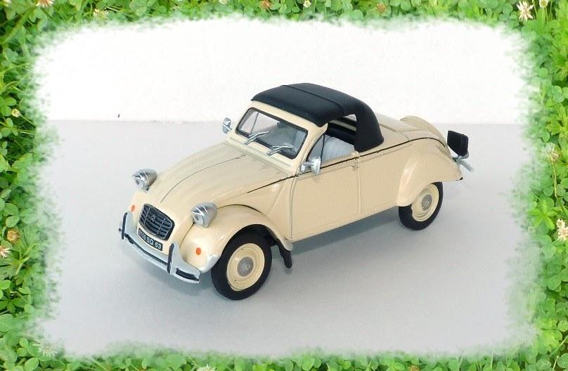 Garage de poche jip 2cv cabriolet 4 saisons for Garage citroen la fleche