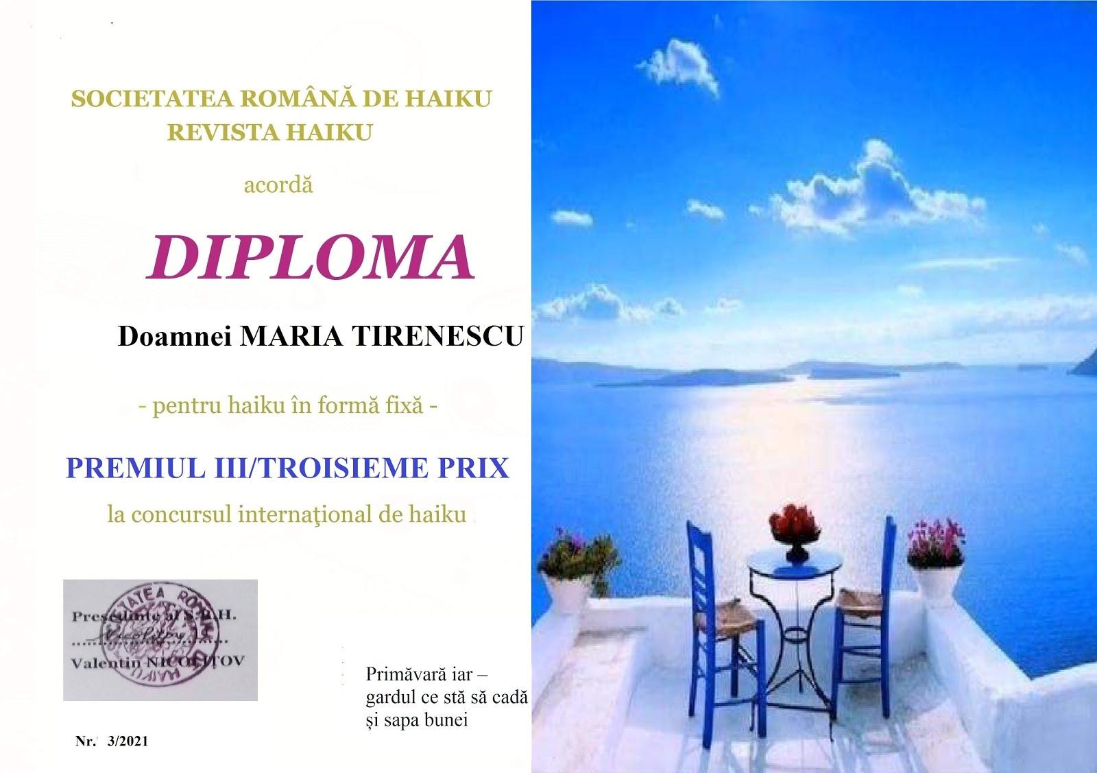 Diploma 2021