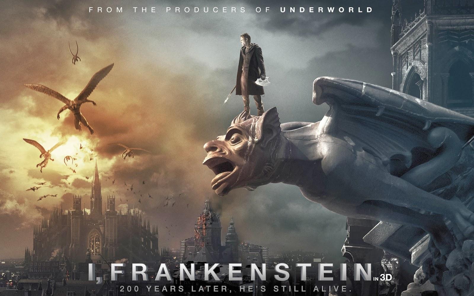 I, Frankenstein Movie
