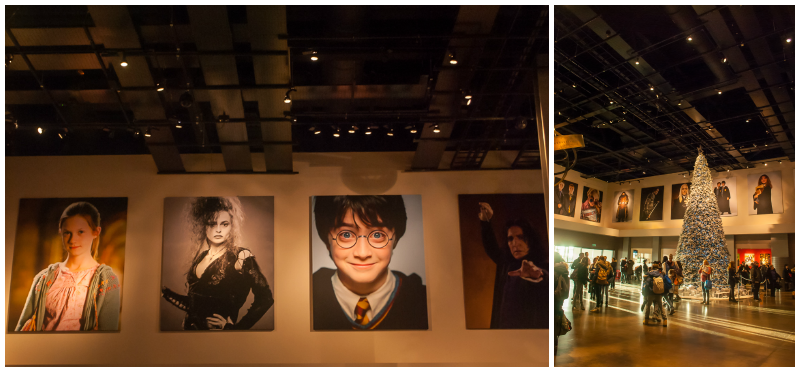 Harry Potter studios entrance images