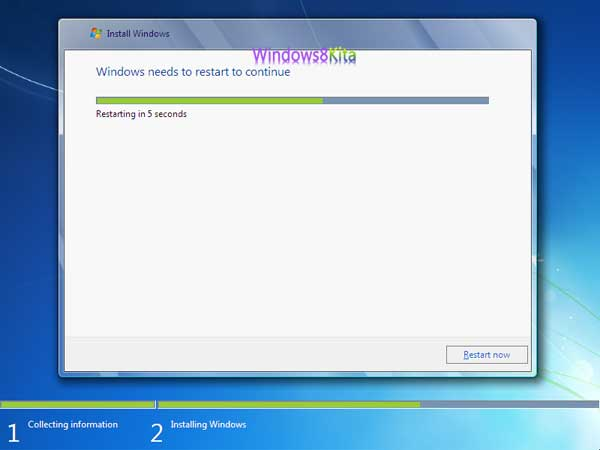 Panduan Cara Instal Windows 7 step 17