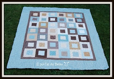 Quilt Pure Blue