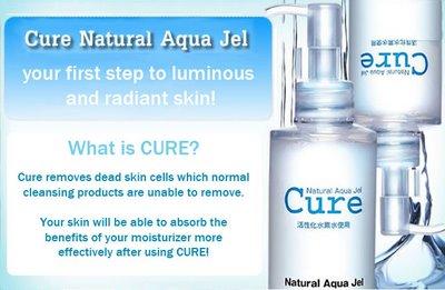Natural Aqua Gel Cure Makeupalley