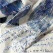 Sentir-se engruna de cristall blau... (Il·lustració: Anna Rispau i Falgàs)