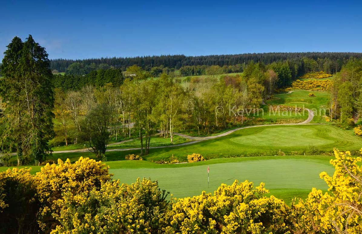 Macreddin Golf Club, Paul McGinley