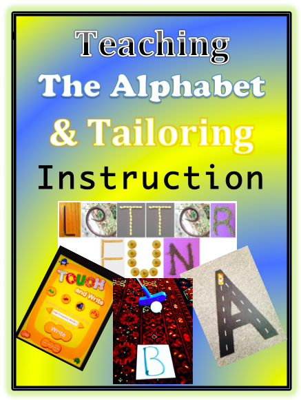 Does Tailoring Instruction To Learning >> Teaching The Alphabet Tailoring Instruction