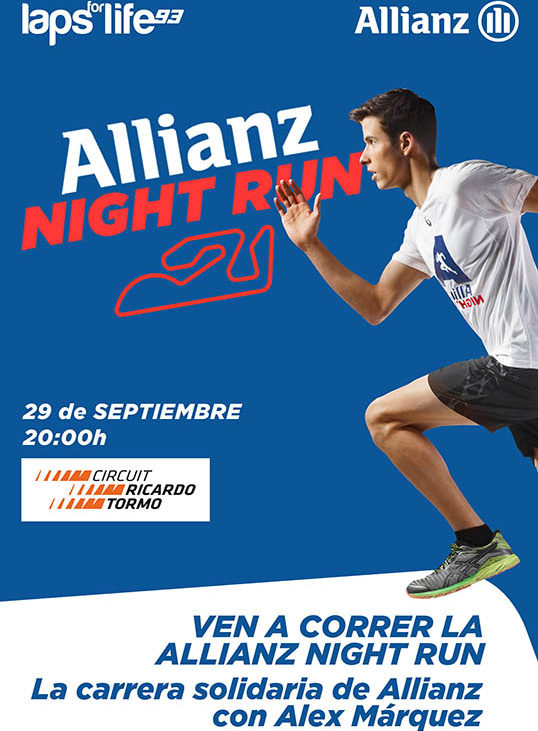 ALLIANZ NIGTH RUN