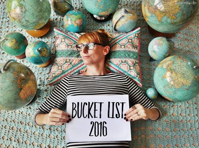 luzia pimpinella | bucket list 2016