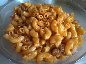 Ni pasta goreng...sesuai untuk makan bersama keluarga