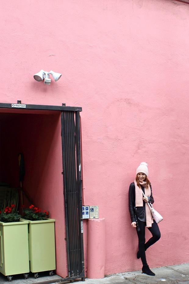 Rose Quartz accessories- San Fran style
