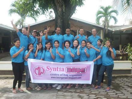 Pimpinan & Staff  Karyawan Pusat Syntia EMWE