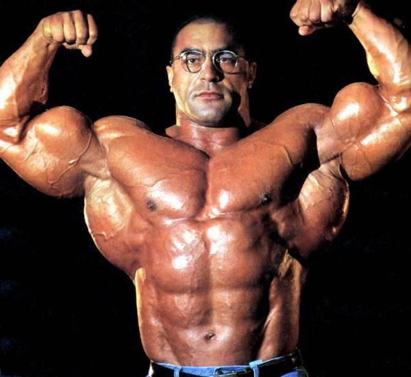 nasser el sonbaty bodybuilder bodybuilding guide