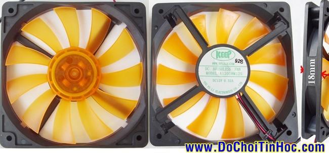 PHỤ KIỆN high-end PC: Tản nhiệt CPU, keo cao cấp, FAN 8-23cm, đồ mod PC, HÀNG ĐỘC!!! - 27