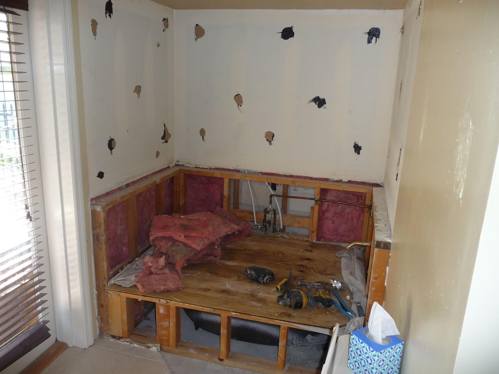 ReDesign Concepts Blog: Bathroom Renovation Underway!