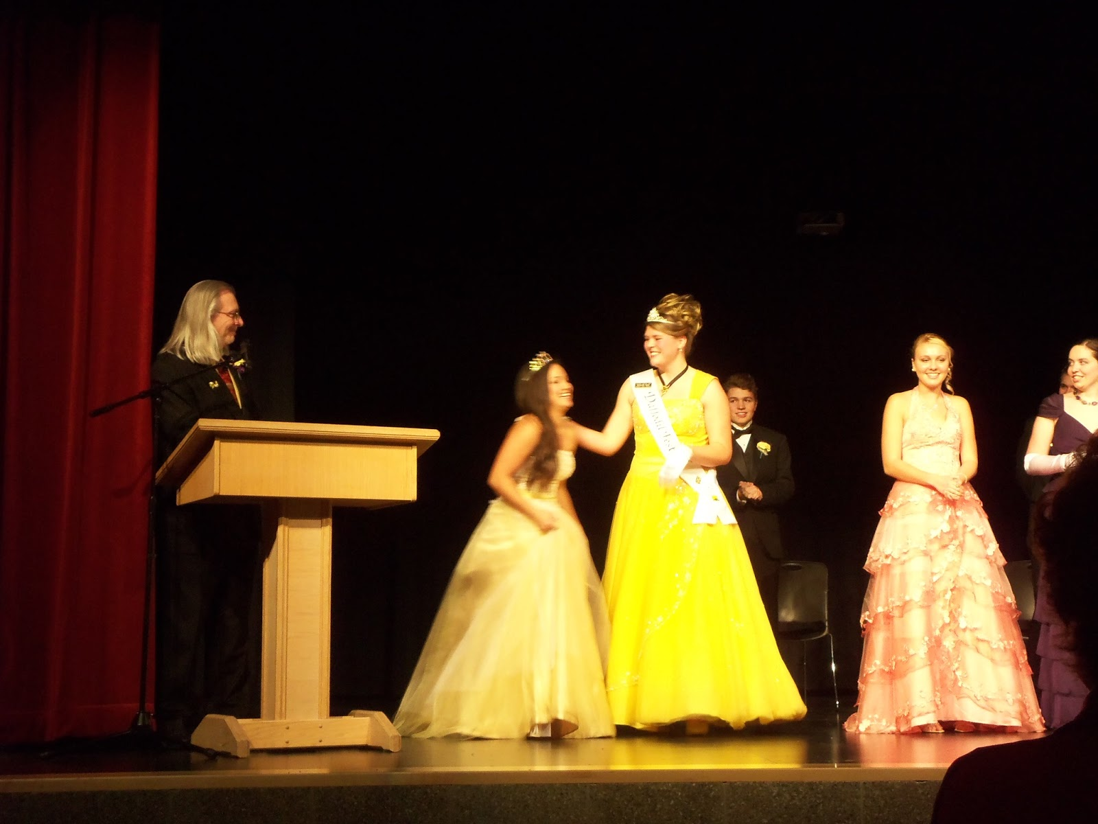 My Adventures As White River Daffodil Princess Sumner