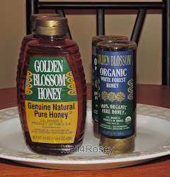 Golden Blossom Honey Giveaway