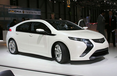 2012 Opel Ampera Review Car News And Show