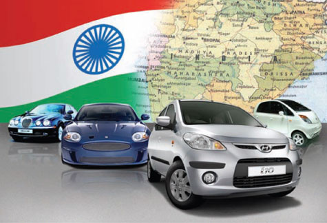 research paper on automobile industry in india