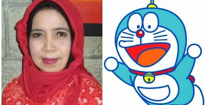 Nurhasanah, Pengisi Suara Doraemon
