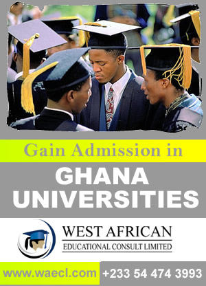 Education Consultants in Ghana