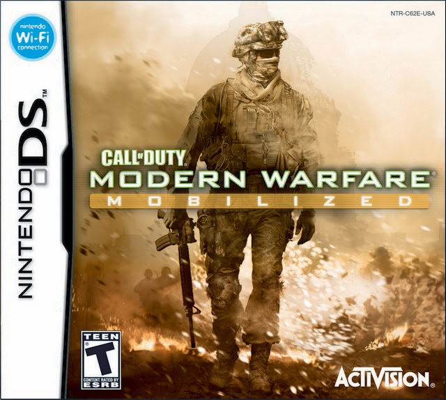 Call of Duty Modern: Warfare Mobilized (Español) (Nintendo DS)