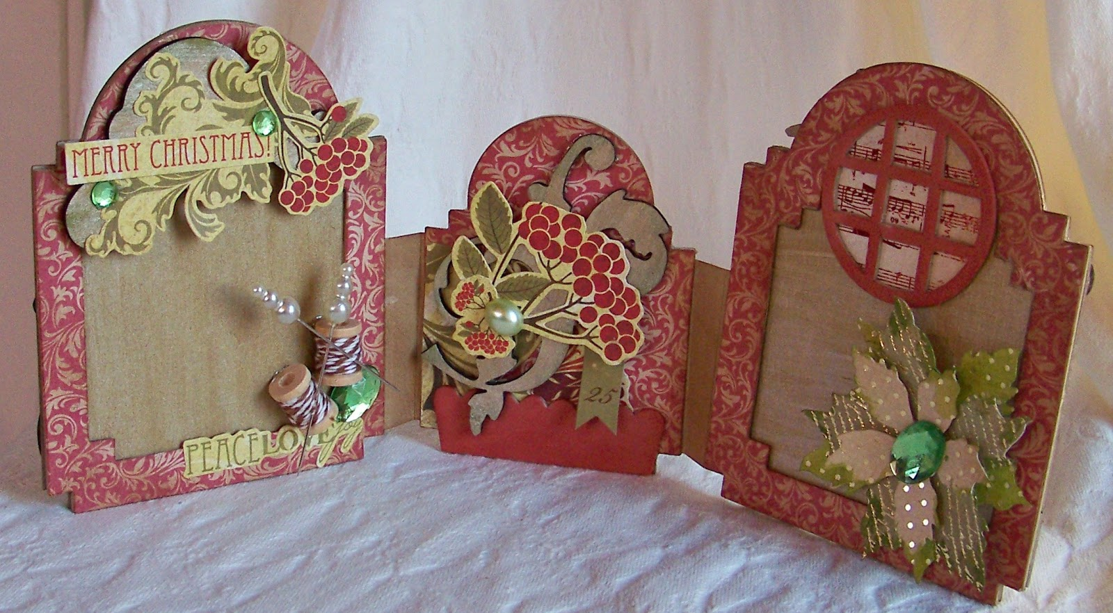 Eclectic Paperie: Handmade Photo Frame Project