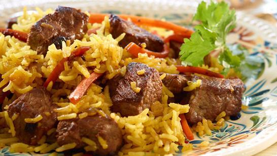இன்று நீங்கள் என்ன  சமையல் சாதம்(  அரட்டை வேடிக்கை ) Beef+biryani