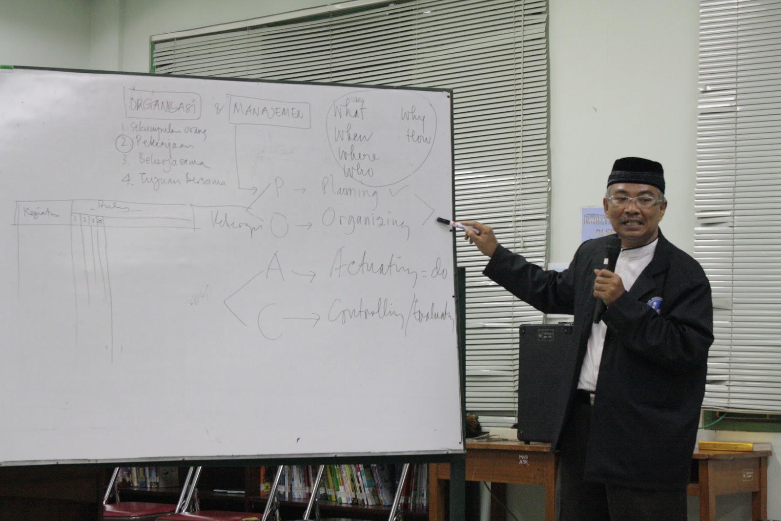 OSIS -MPK Periode 2012 Gelar Rapat Kerja selama Dua Hari