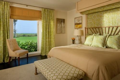 Decoraci n de interiores con color verde casas decoracion for Decoracion de interiores verde