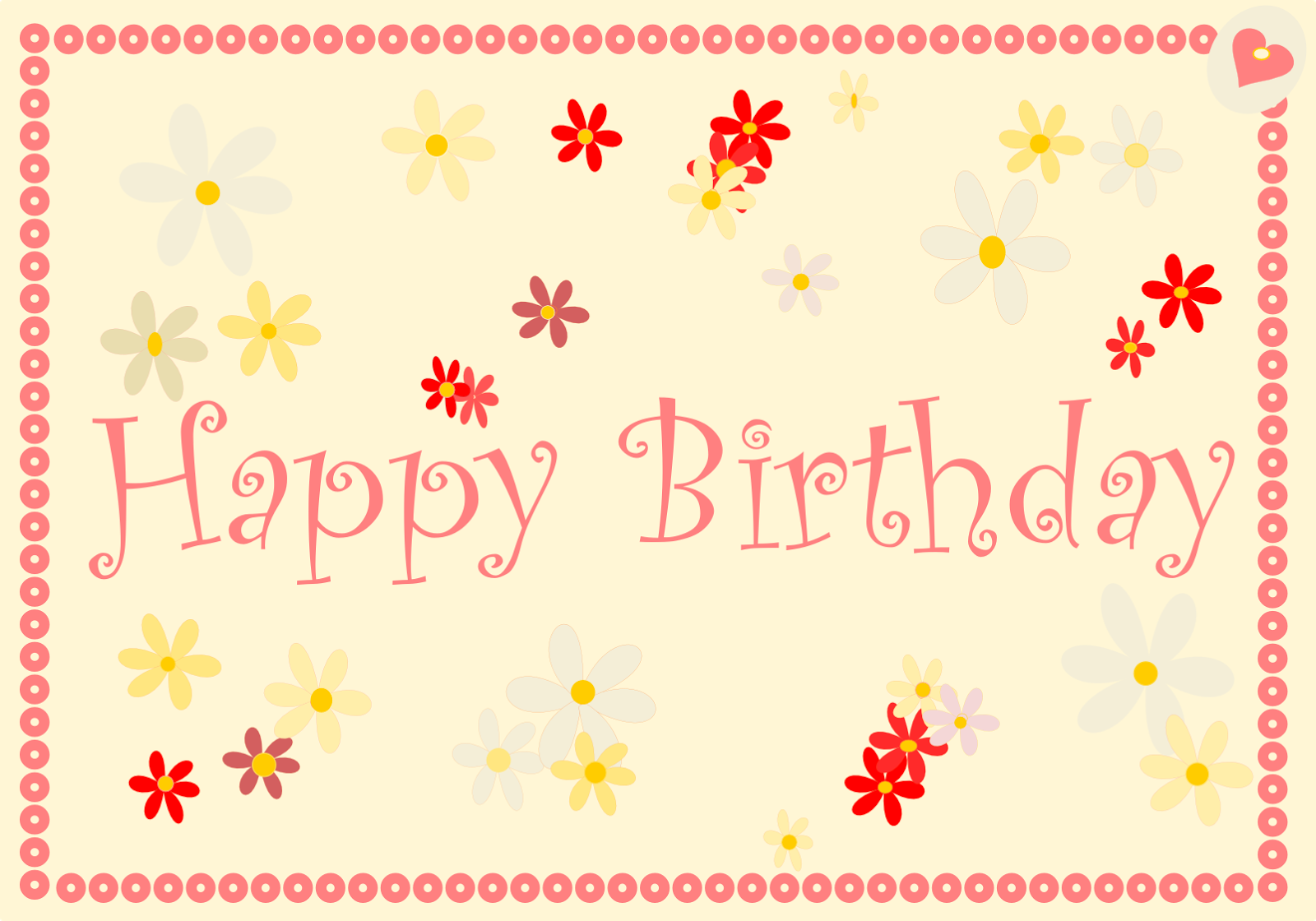 It is a picture of Mesmerizing Happy Birthday Card Printable Free