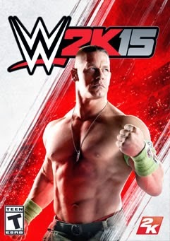 WWE 2K 15 Game