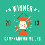 CAMP NANOWRIMO 2013