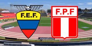 Ecuador vs Peru en vivo online