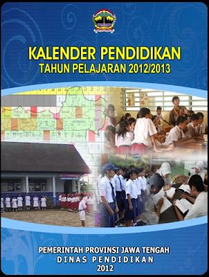 Download Kalender Pendidikan Tahun Pelajaran 2012/2013 Untuk SD-SMP-SMA