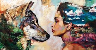 Αυτή η απίστευτα Ταλαντούχα 16χρονη Ζωγραφίζει τους πιο εντυπωσιακούς Πίνακες!
