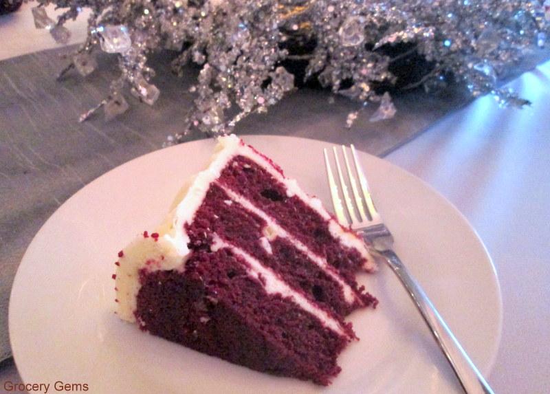 Tesco Iced Round Cake