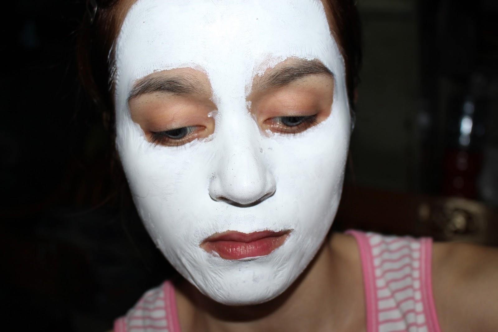 iwhite korea whitening mask peel off mask review bloominzahra. Black Bedroom Furniture Sets. Home Design Ideas