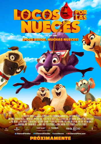 The Nut Job (BRRip 1080p Dual Latino / Ingles) (2014)